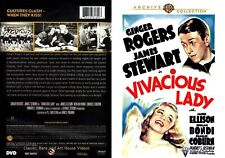 Vivacious Lady ~ New DVD ~ Ginger Rogers, James Stewart (1938)