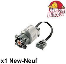 Lego - 1x Electric Power Function Moteur Motor L 9V 99499c01 NEUF