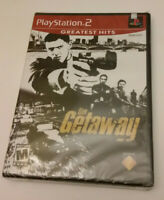 The Getaway PS2 Playstation 2 NEW SEALED Greatest Hits Rated M Sony 2003 NTSC