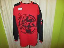 "1.FC Köln Original Puma Freizeit Sweatshirt/Pullover ""1.FC Köln Wappen"" Gr.XL"