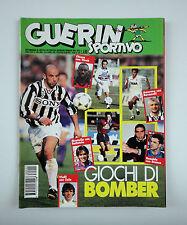 GUERIN SPORTIVO 1996- n. 15 - GIOCHI DI BOMBER
