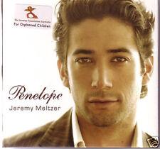 cd-single, Jeremy Meltzer - Penelope / Porque No Volveras, 3 tracks