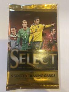 2015 Panini Select Soccer Hobby Pack