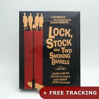 Lock, Stock and Two Smoking Barrels .Blu-ray Limited Edition