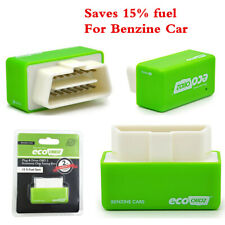 Green Eco OBD2 Economy Fuel Saver Tuning Box Chip For Petrol Car Auto Gas Saving