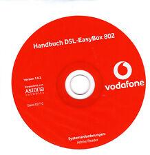 CD Handbuch DSL-EasyBox 802