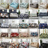 1 2 3 4 Seater Sofa Covers Stretch Couch Elastic Slipcover Wrap Home Protector