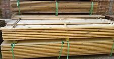 50 x DECKING BOARDS PRESSURE TREATED  28mm x 125mm x 3600mm/12ft long