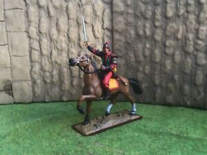 Young General of Han Light Cavalry Chinese . 60 mm Patriot metal CH013