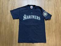 Majestic Seattle Mariners T Shirt Size Small Ken Griffey Jr
