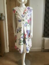 Vintage Style Dress By Phase Eight Size 18