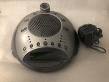 Homedics Ambient Sound Projection Alarm Clock