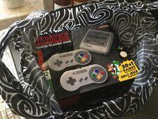 # Super Nintendo SNES MINI CLASSIC # NEUF # Zelda Mario Kart Donkey Kong #