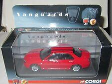 Corgi Vanguards - MG ZT - SOLAR RED VA09303 Mint/Boxed