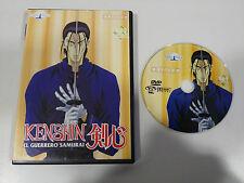 KENSHIN EL GUERRERO SAMURAI DVD VOL 9 CAP 26-28 + EXTRAS MANGA SELECTA VISION