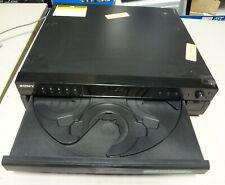 Sony 5 Disc SCD-CE595 Multi-Channel Super Audio CD Player, No remote