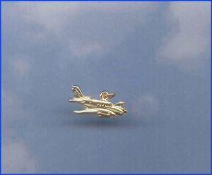 King Air Beechcraft Charm Aircraft Airplane Plane 99's Aviatrix Made in the USA