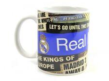 Real Madrid FC Football Headline Coffee Tea Mug Official Team Fan Merchandise