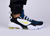 NIKE AIR MAX ALPHA SAVAGE Trainers Gym Casual - Blue Force - UK Size 9 (EUR 44)