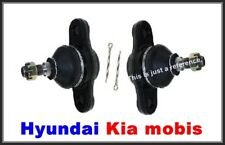 GENUINE FRONT LOWER BALL JOINTS  2pc 517602G000 For KIA FORTE; KOUP; FORTE 5