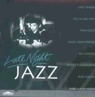 Jazz-Late Night (1996)   CD   Marty Paich, Sue Raney, Chamber Jazz Sextet, Ed...