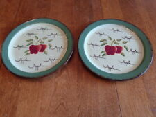 Home Interiors Apple Orchard Collection Salad Plates