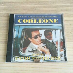 Ennio Morricone _ Corleone _ CD Album Soundtrack Limited Edition _2002 Sigillato