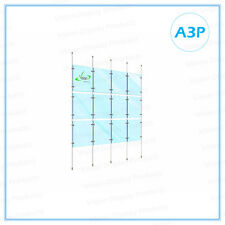 Acrylic Display System, Wire,Display Kits, Signage for Real Estate,12xA3P