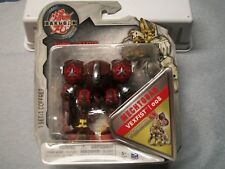 Bakugan Mechtanium Surge Swipe and Battle  Mechtogan VEXFIST 008 New with cards