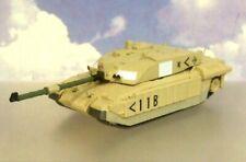 1/72 DIECAST BRITISH ARMY CHALLENGER 2 II TANK HQ SQUADRON ROYAL SCOTS IRAQ 2003