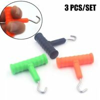 Fishing Knot Puller Rig Making Tool Hair Rig Tools Terminal Tackle of Carp ~