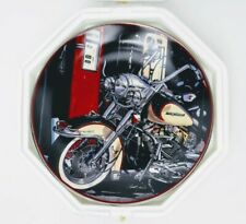 Franklin Mint Harley Davidson Heritage Softail Classic Plate