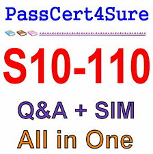SNIA Storage Networking Foundations S10-110 Exam Q&A PDF+SIM