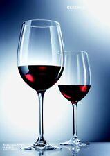6 Rotweingläser 408 ml SCHOTT ZWIESEL - CLASSICO 8213/0 ROTWEINGLAS 106219