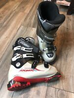 Men's Ski Boots - Atomic M Tech 80 Size 260 - 27.5