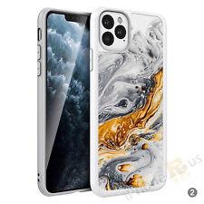 Funda protectora de teléfono de mármol para iPhone Samsung Huawei OnePlus Sony Xperia Etc 109-2