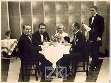AWLAD EL ZAWAT Film Egypte KARIM Youssef WAHBI Colette DARFEUIL Photo 1932