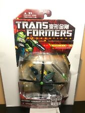 TRANSFORMERS GENERATIONS DELUXE CLASS AUTOBOT SPRINGER