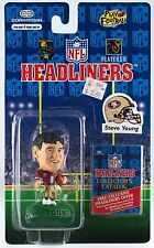 Corinthian Headliners NFL Steve Young Football Figure NIP 1996