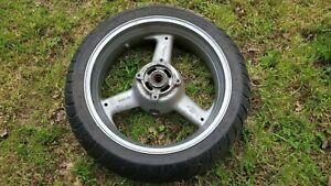 Triumph 955i Sprint RS late Daytona rear wheel rim