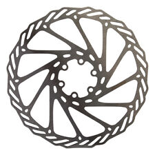 Bicycle Disc Brake Rotor Clarks 6 Bolt 180mm Stainless Steel w/Hardware New