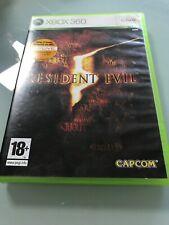 Resident Evil 5 sur xbox 360