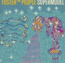 Foster The People SUPERMODEL CD - New