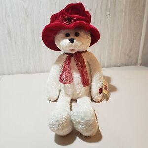 "PBC Musical Chantilly Lane Ashley Teddy Bear Doll - Beatles song  ""I Will"" MINT!"