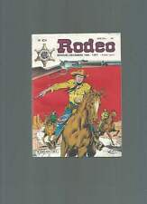 PETIT FORMAT RODEO N°424 . LUG . 1986 . TEX WILLER .