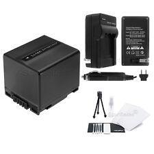CGA-DU14 Battery + Charger + BONUS for Panasonic PV-GS400 GS500 GS50 GS50S GS55