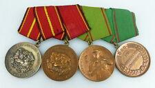 Orden SPANGE: MEDAGLIA vorb. grenzdienst, medaglia al merito NVA Oro, Medaglia 1279