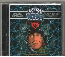 DOCTOR WHO DEMON QUEST SEPULCHRE NEW BBC AUDIO BOOK CD Tom Baker Paul Magrs