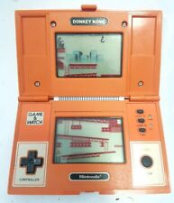maquinita vintage NINTENDO Game & Watch donkey kong JB-63 Multiscreen 1988