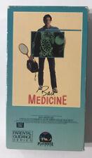 BAD MEDICINE VHS RARE 1985 COMEDY STEVE GUTTENBERG (POLICE ACADEMY, DINER)